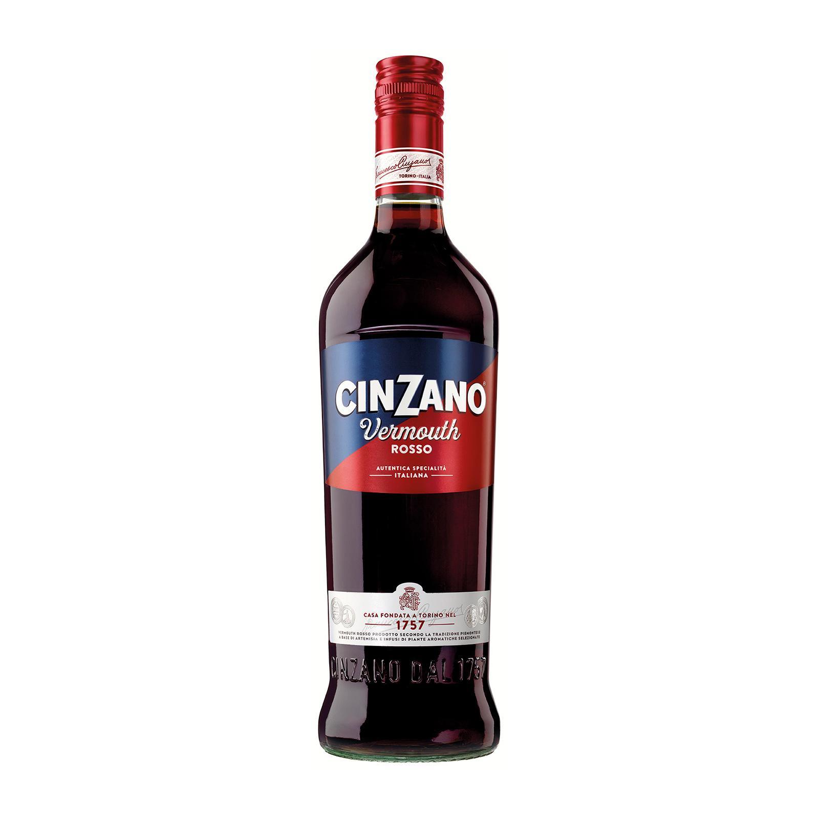 Cinzano Vermouth Rosso 750 mL