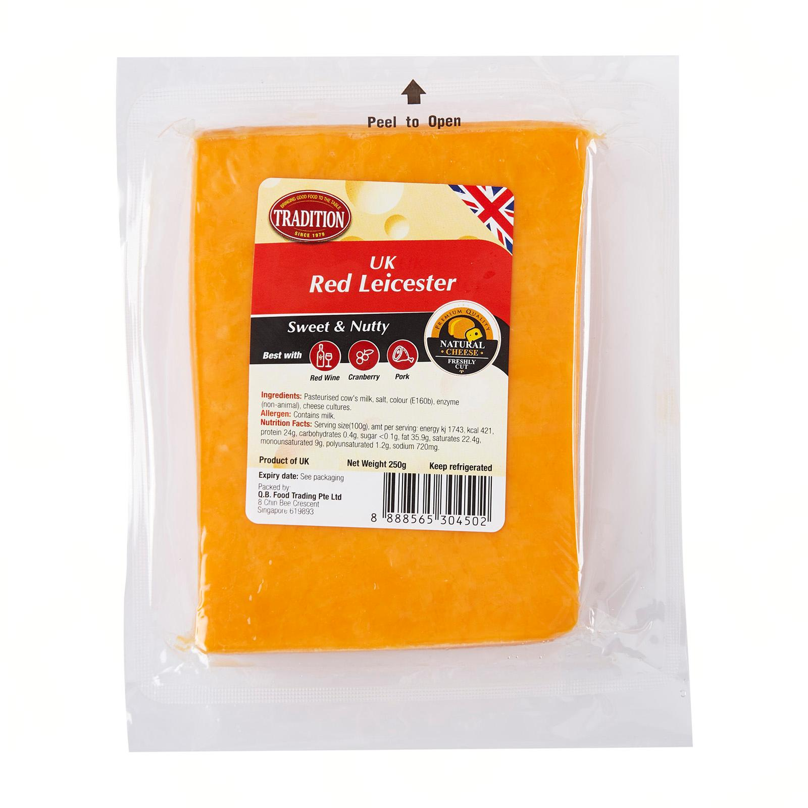 Tradition UK Red Leicester