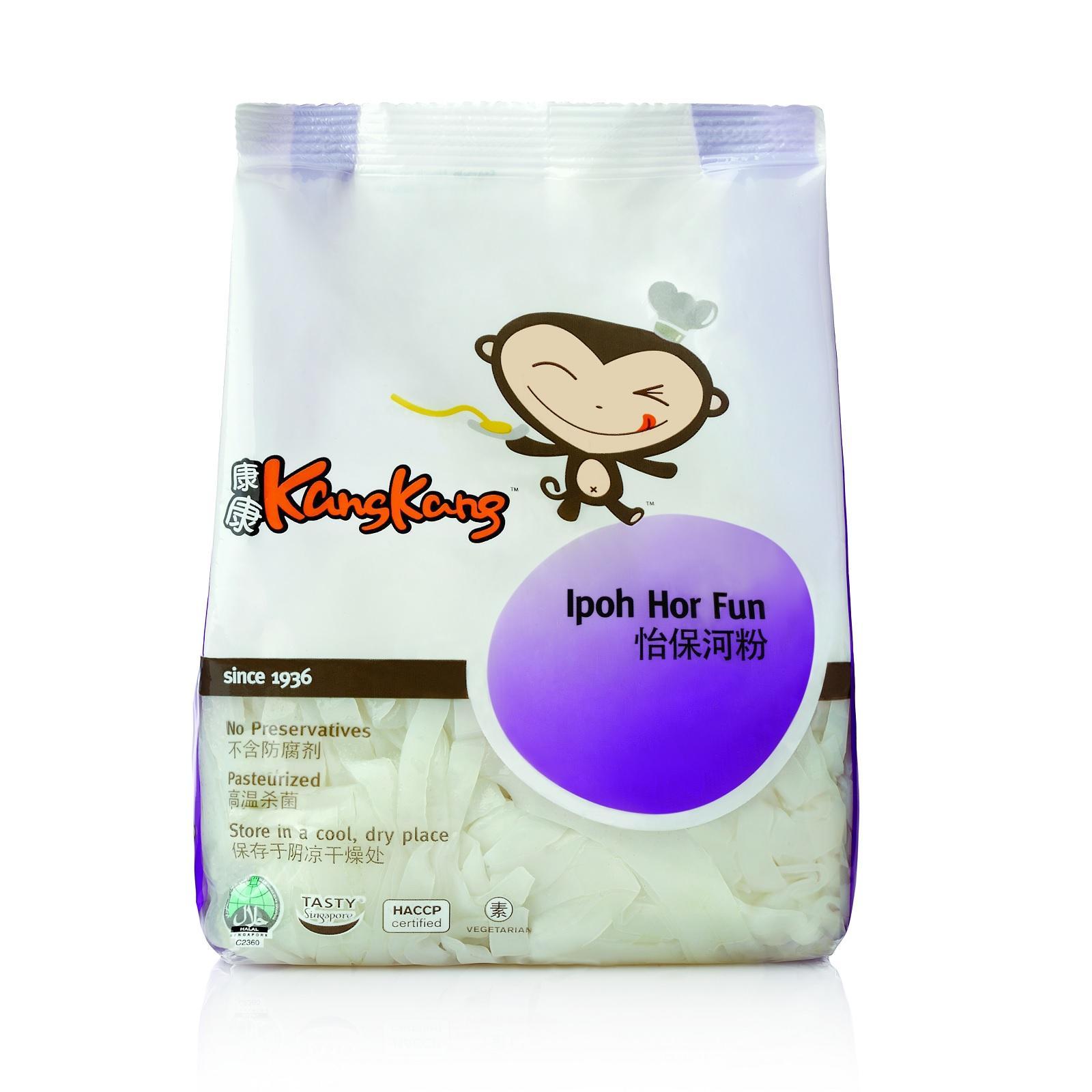 Kang Kang Pasteurised Ipoh Hor Fun By Redmart.