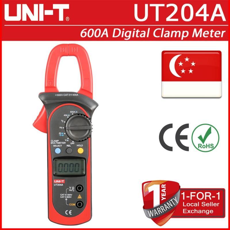 UT204A Digital Clamp Meter