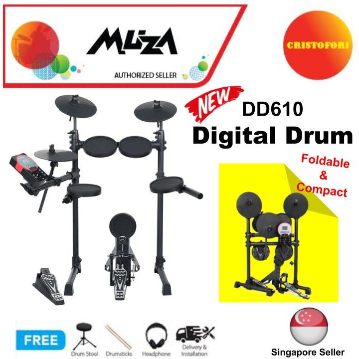 Buy Electronic Drums Online | lazada sg