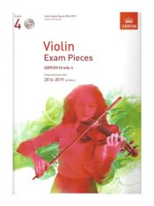 ABRSM Grade 4 Violin Exam Pieces with CD