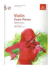 ABRSM Grade 5 Violin Exam Pieces with 2 CDs