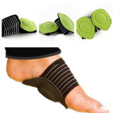 Absorb Shocking Foot Arch Support Plantar Fasciitis Heel Pain Aid Feet Cushioned Useful Best Buy