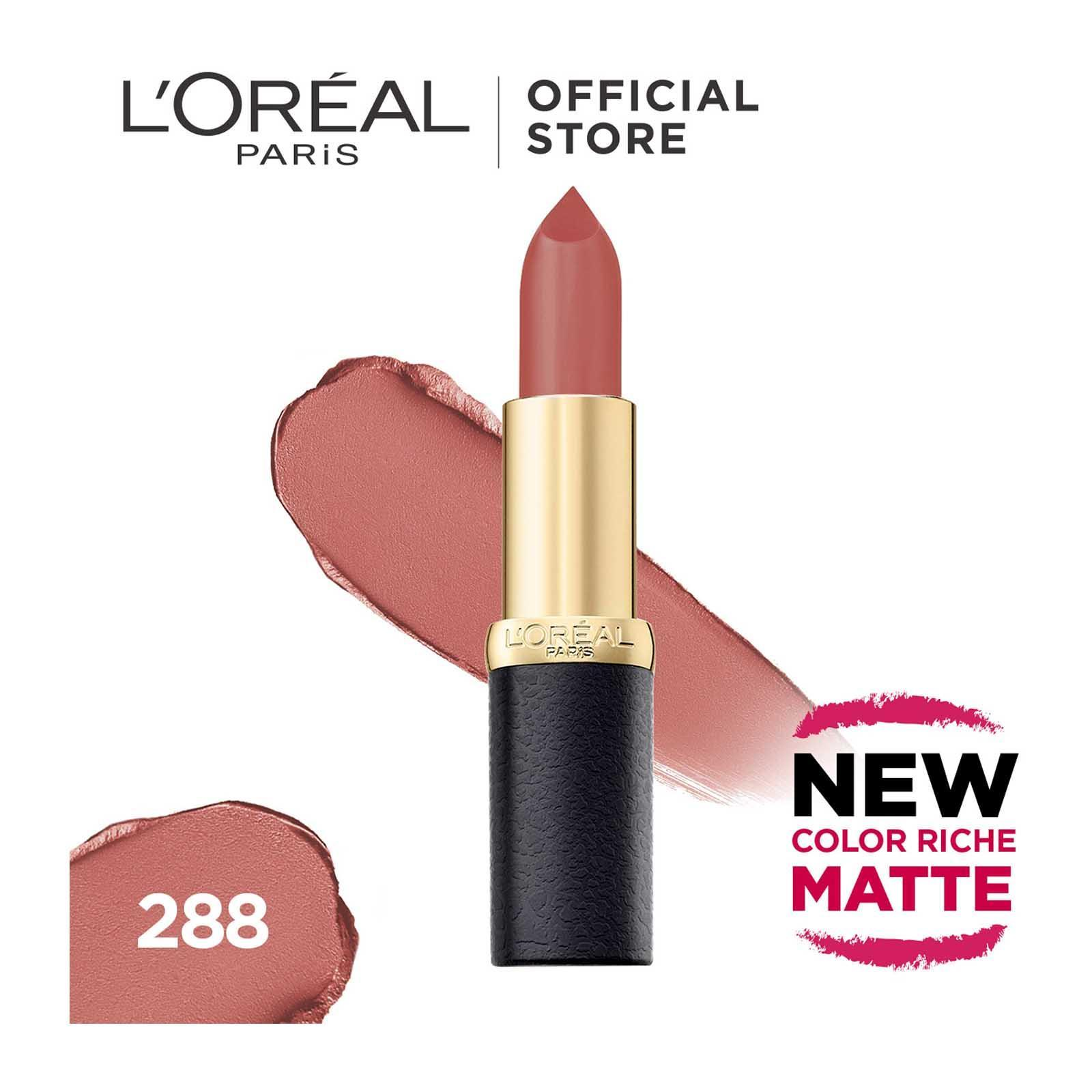 L'Oreal Paris Color Riche Matte 288 Mont Blanc