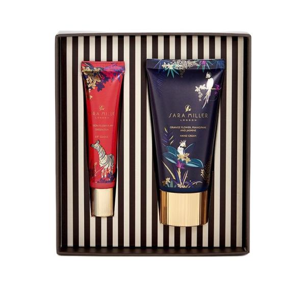 Buy Sara Miller London Hand and Lip Duo - Flamingo (FG8424) Singapore
