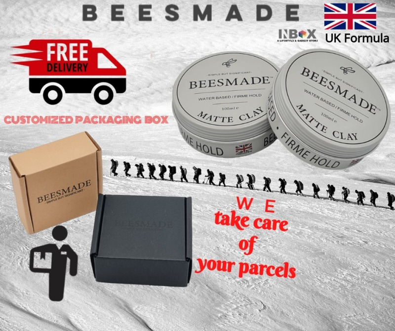 Buy Beesmade Matte Clay UK Formula Singapore