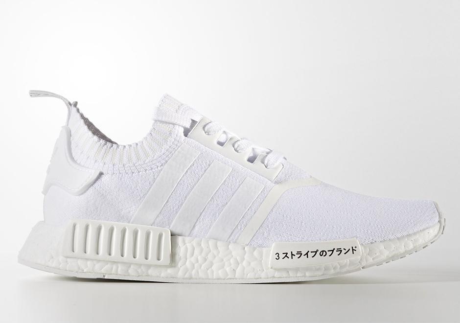 2018 Preferred Adidas For Men Black White Best Selling Nmd Xr1
