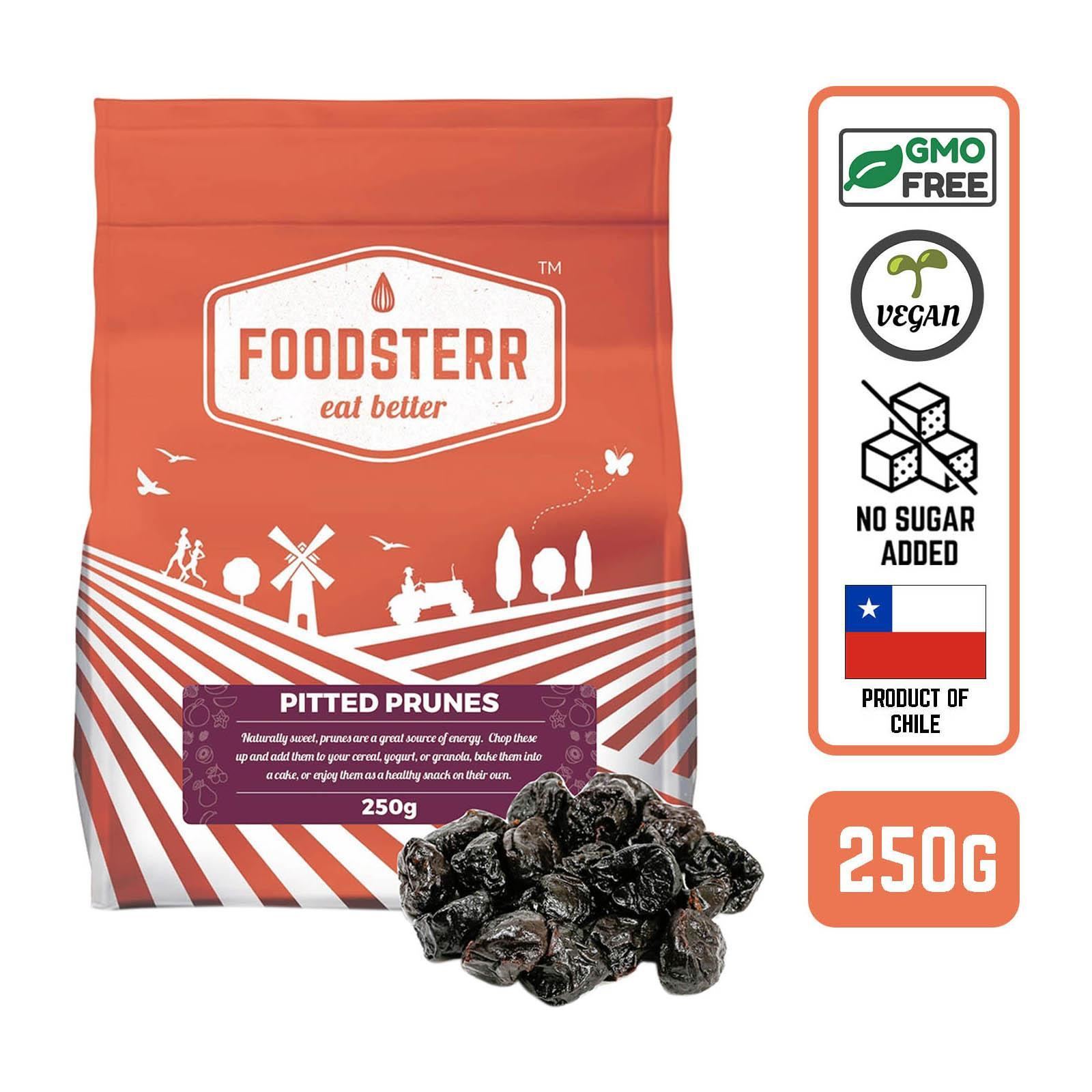 Foodsterr Chilean Pitted Prunes