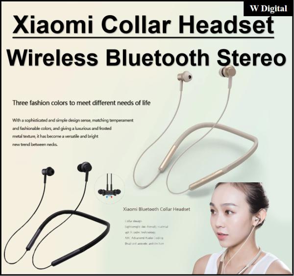 Xiaomi LYXQEJ01JY Bluetooth Necklace Earphones Headphones Singapore