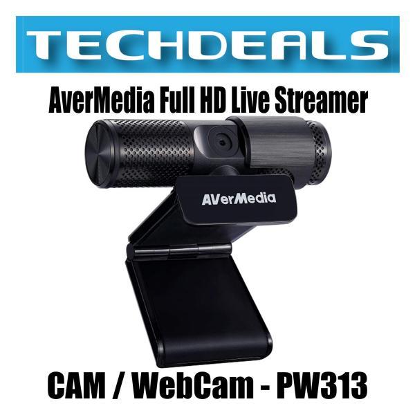AverMedia Full HD Live Streamer CAM / WebCam - PW313