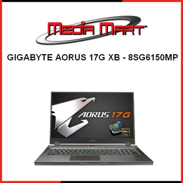 Gigabyte AORUS 17G XB - 8SG6150MP GBT 1103