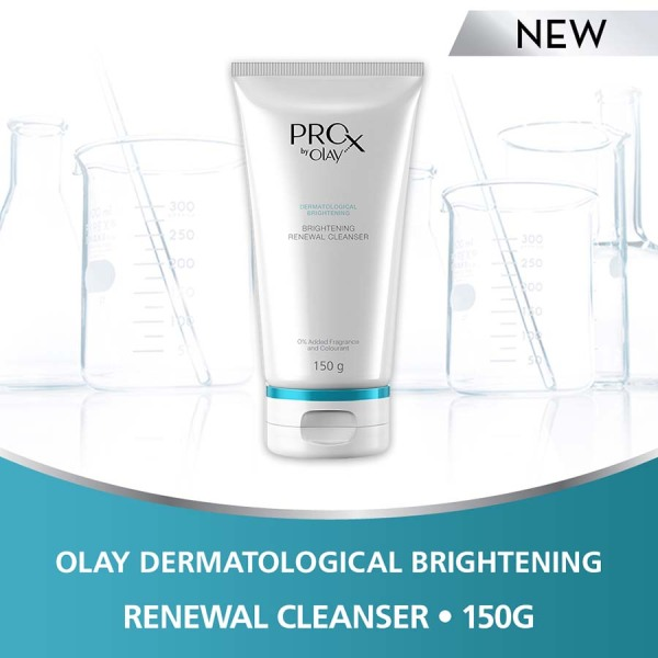 Buy Olay Pro-X Brightening Renewal Cleanser 150g Singapore