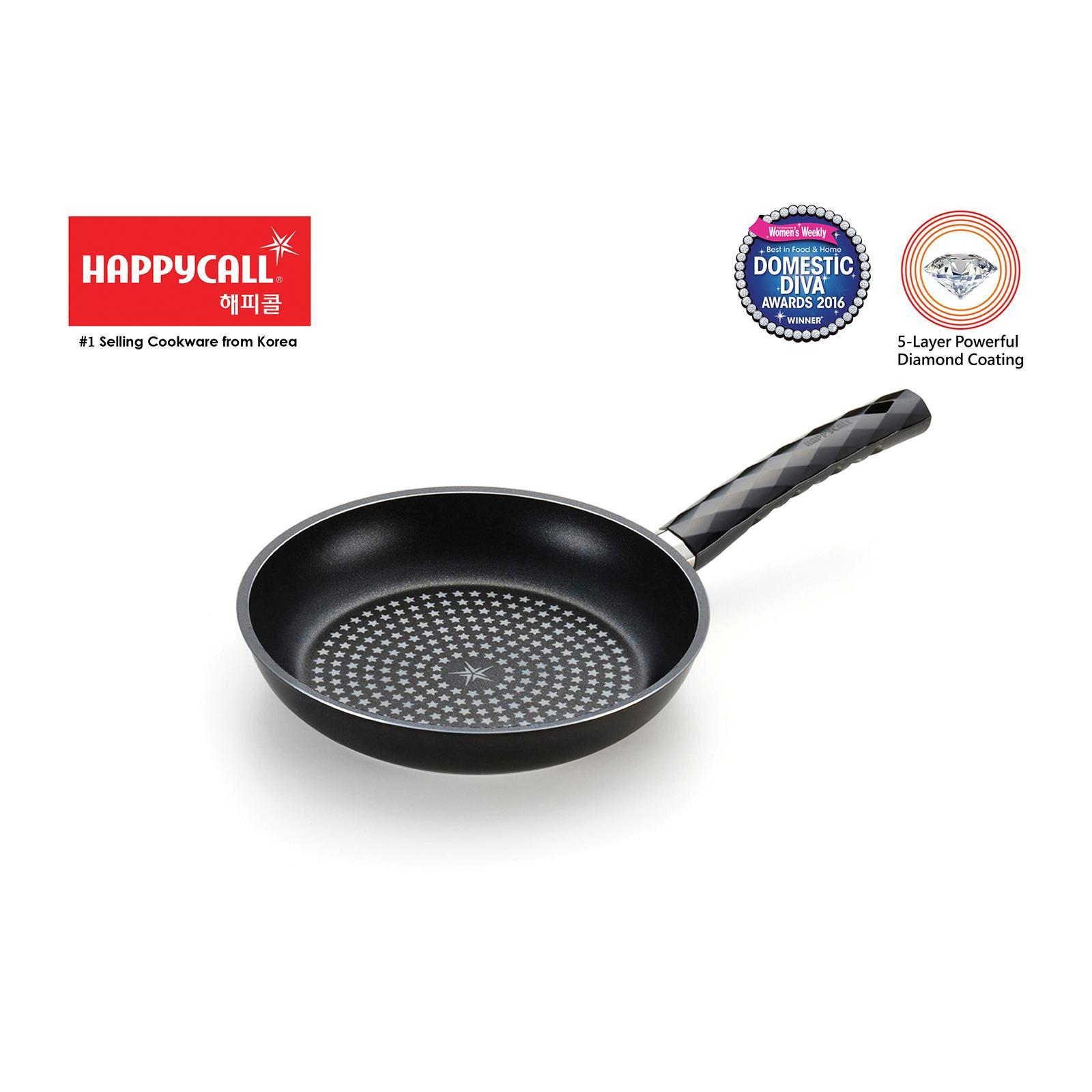 Happycall Diamond Frying Pan 24Cm - By ToTT