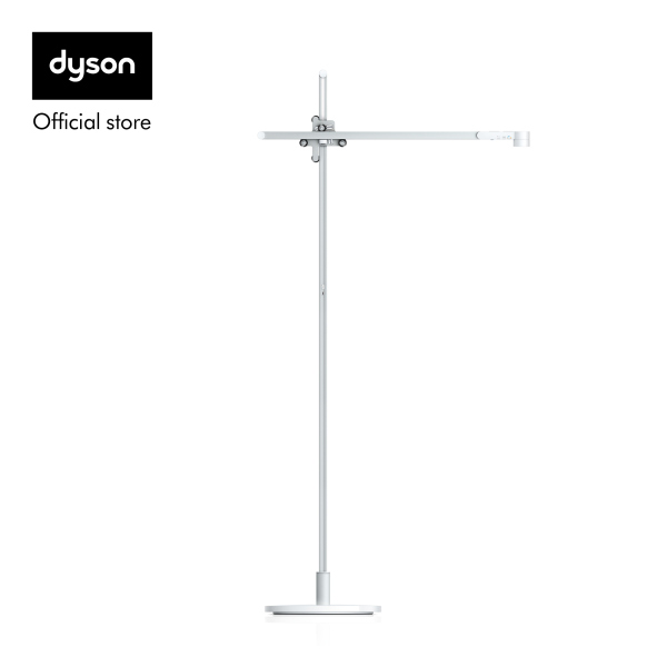 Dyson Lightcycle™ floor light (White/Silver)