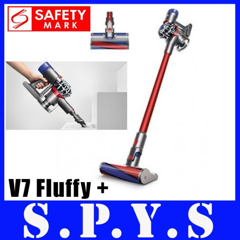 Dyson V7 Fluffy Plus Vacuum. Original SG Product. Safety Mark Approved. With Manufacturers Warranty. Singapore