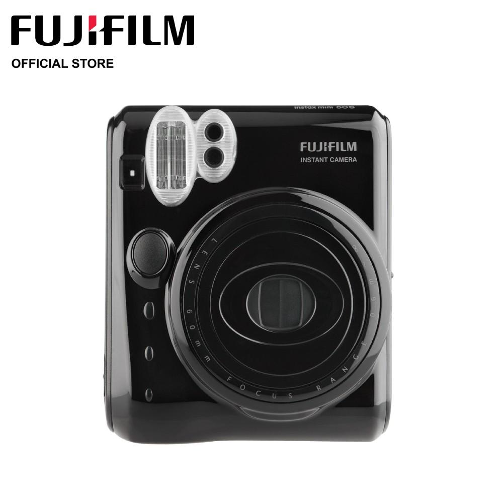 Fujifilm Instax Mini 50s Film Camera (black) By Fujifilm.