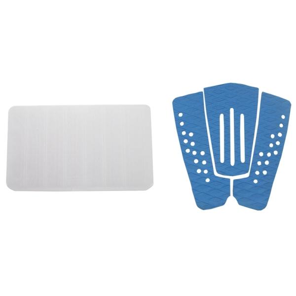 Phân phối 1 Pcs Double Side 14 Compartments Fishing Lure Box & 1 Set Surfboard Traction Pads Surf Pads EVA Foam Deck Pad