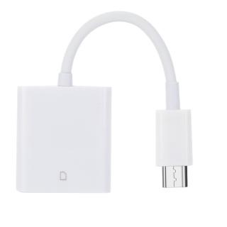 Đầu Đọc Thẻ SD Chất Lượng Cao SZC, Điện Thoại Thông Minh Trao Đổi Nóng Ứng Dụng Rộng Truyền Nhanh Type-C Micro-USB Bộ Nhớ Đầu Đọc Thẻ Cho Máy Ghi Dữ Liệu Tự Động thumbnail