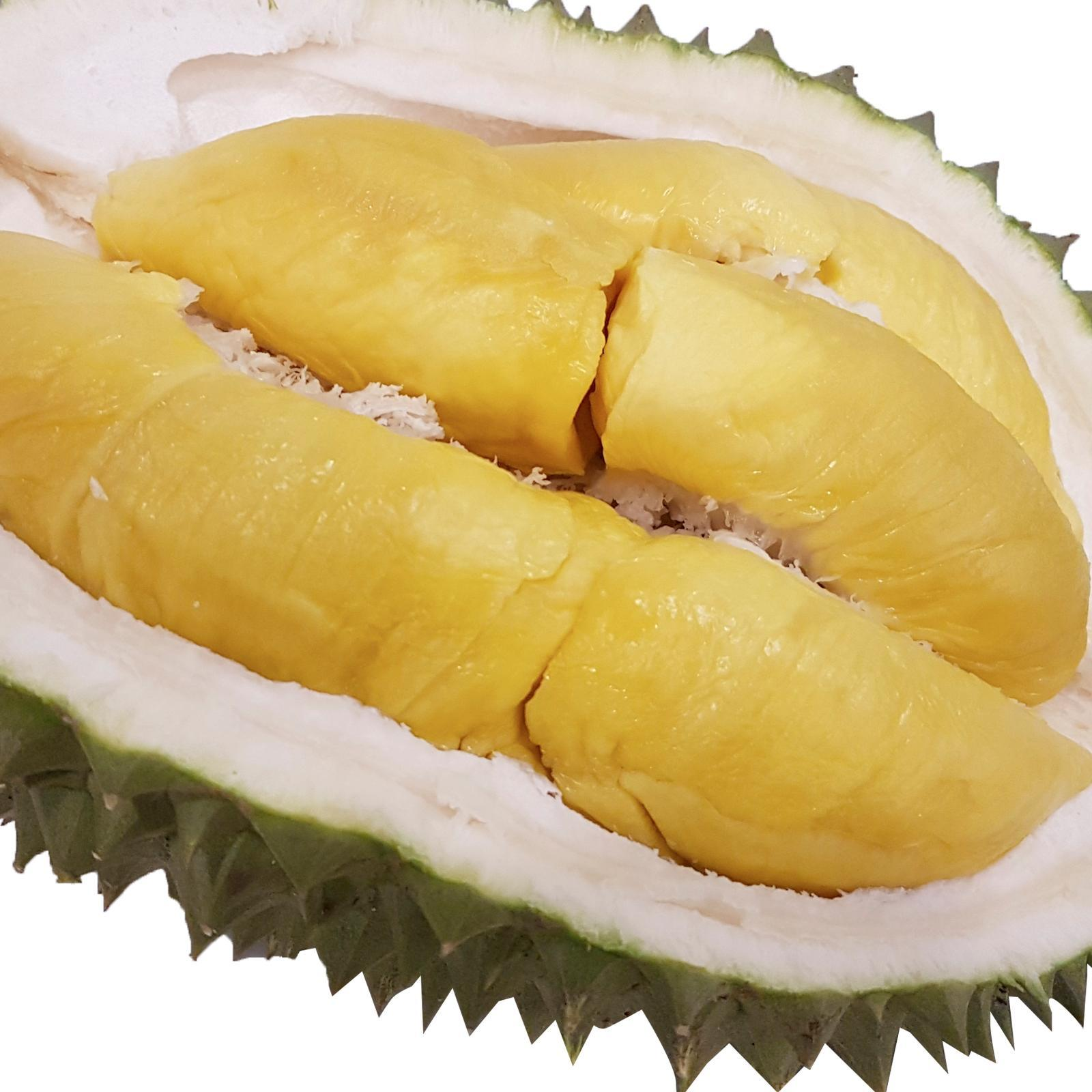 Fruit Monkeys MSW De-Husked Vacuum-Packed Fresh Durians