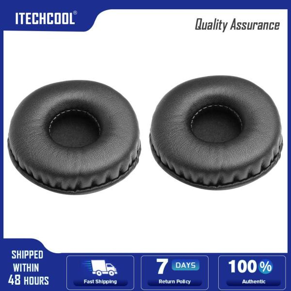 1 Pair Universal Leather Soft Foam Sponge Replacement Headphone Ear Pads Singapore