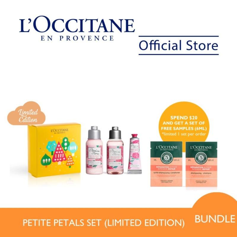 Buy LOCCITANE Petite Petals Set Singapore