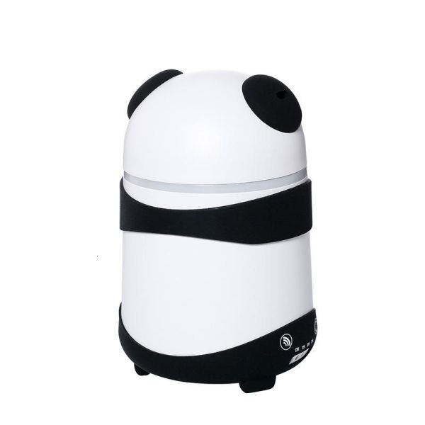 【In stock】 Remax RT-A800 Coolbear Aroma Diffuser Humidifier Mist Spray Aromatherapy Essence (Black) Singapore