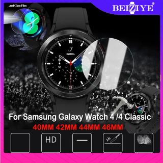 Bảo vệ màn hình bằng kính cường lực cho Samsung Galaxy Watch 4 Phim bảo vệ màn hình 40mm 44mm cho Đồng hồ 4 Classic 42mm 46mm HD Anti-Explosion Guard thumbnail
