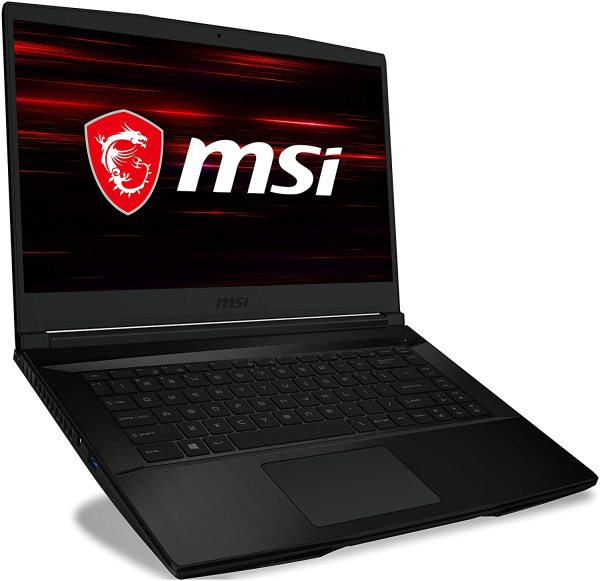 MSI GF63 Thin 9SCX-005 15. 6 FHD Gaming Laptop Intel Core i5-9300H GTX1650 8GB 256GB NVMe SSD Win10