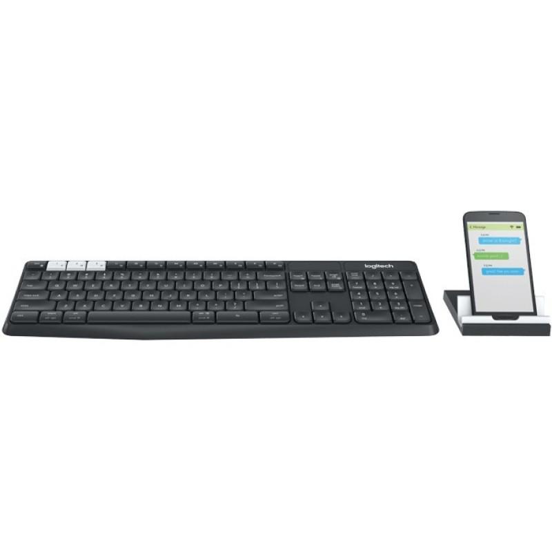 Logitech K375s MULTI-DEVICE Keyboard and Stand Combo Singapore