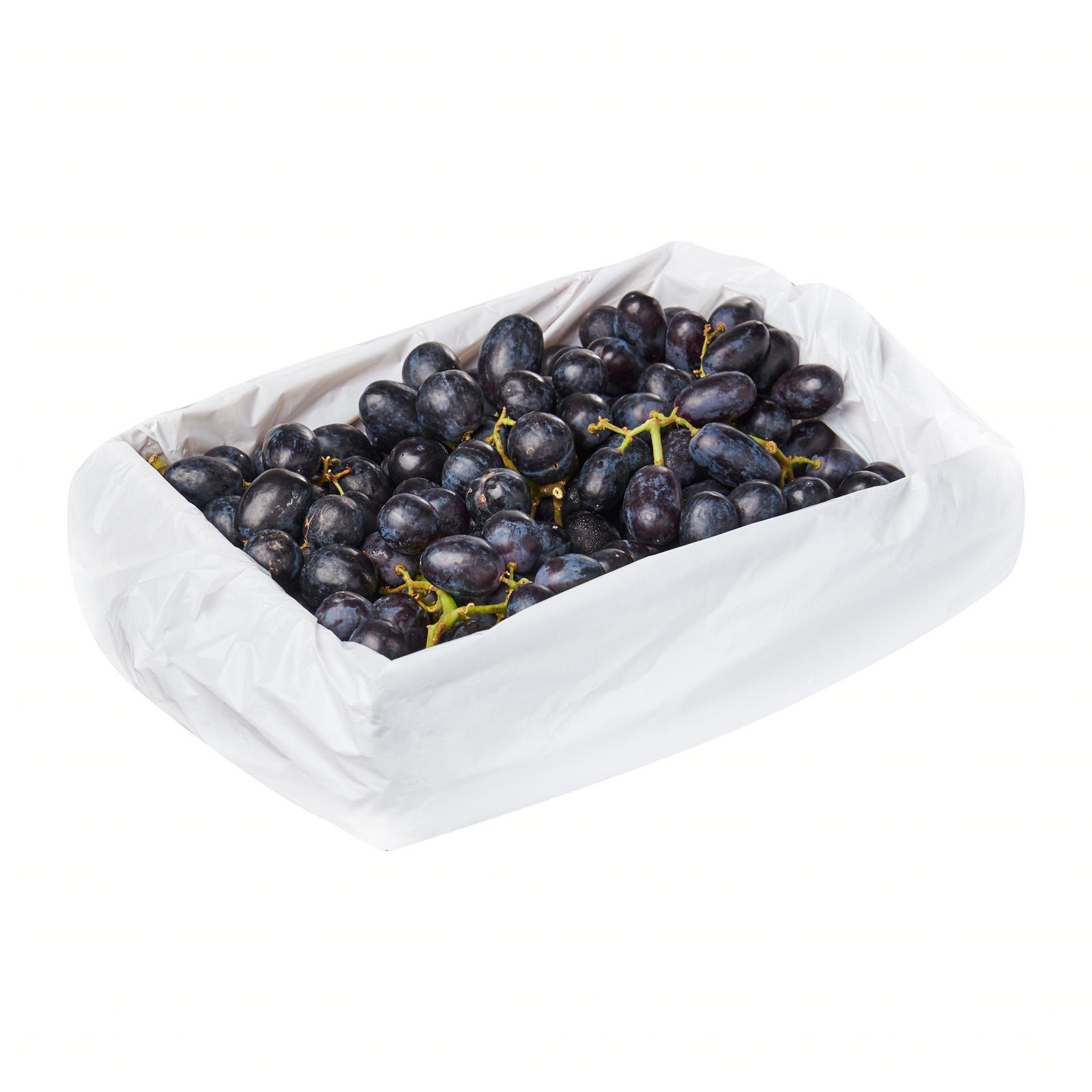 Urban Fresh Premium Black Seedless Grapes By Redmart.