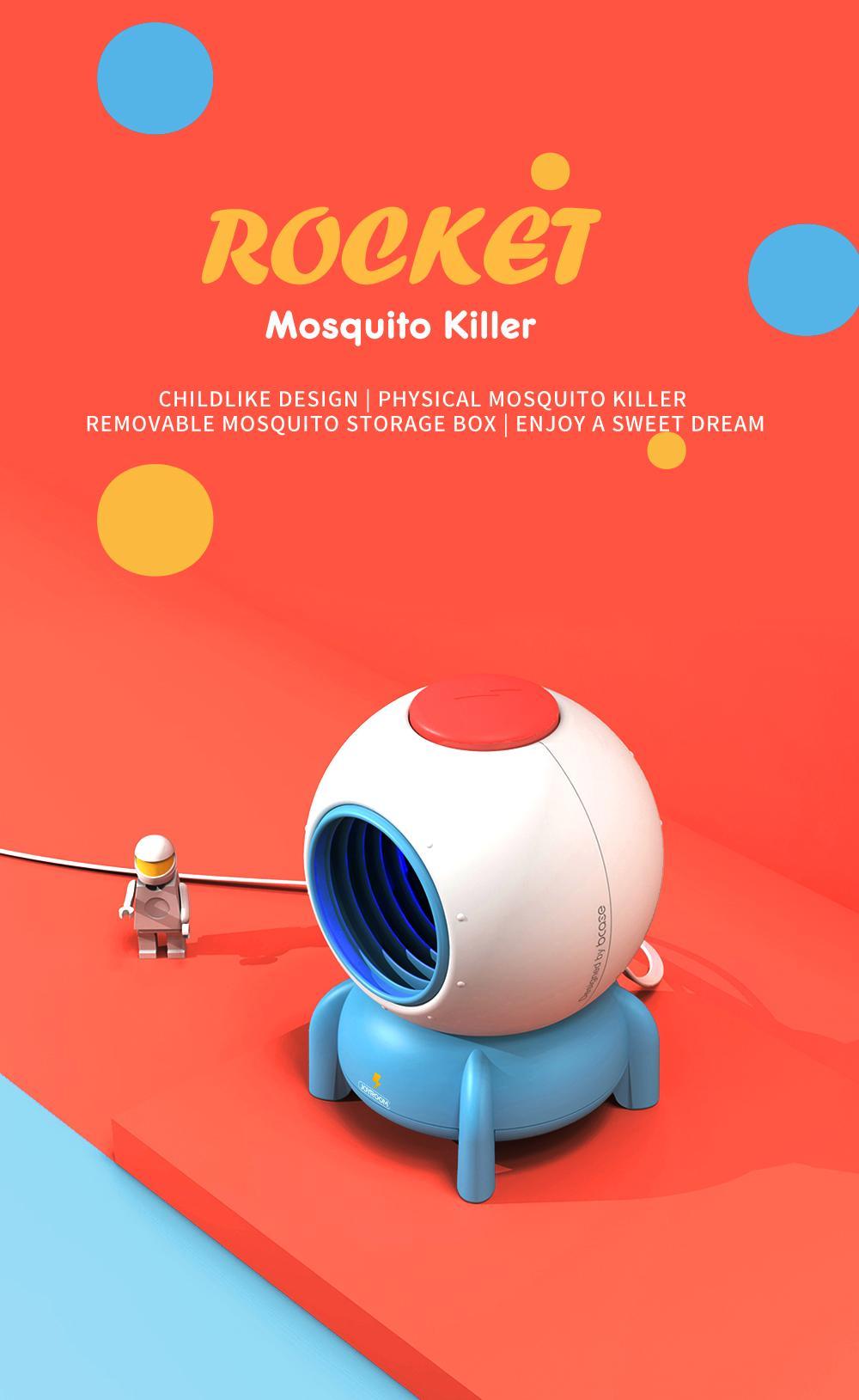 JOYROOM JR-CY271 Rocket Mosquito Killer