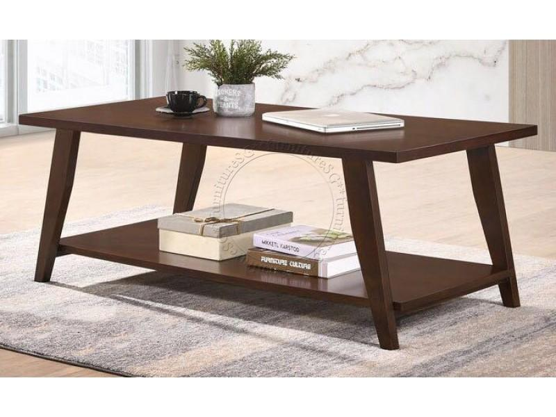 (FurnitureSG) Wooden Coffee Table