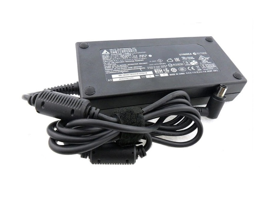 [SG Seller] Original Delta 19.5V 11.8A 230W (7.4*5.0MM) ADP-230EB T Power Supply Laptop AC Adapter/ Charger Compatible with MSI GT72 Series: GT72 2PE-018UK, GT72 2PE-072UK, GT72 2PE-020CZ, GT72 2PE-021CZ, GT72 2PE-049TR - Singapore Safety Mark