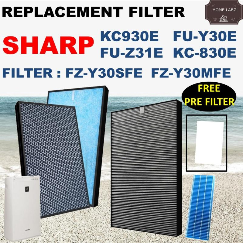 Sharp KC-930E/KC-830E/FU-Y30E /FU-Z31E/FZ-Y30SFE Compatible Replacement Filter Singapore