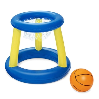 Water Basketball Hoop Pool Float Inflatable Play Game Swimming Pool Toy Water Sport Toy Pool Floating Toys for Children thumbnail