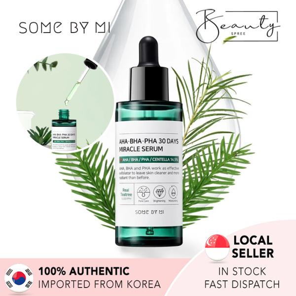 Buy [In Stock] SOME BY MI AHA BHA PHA 30 Days Miracle Serum 50ml Singapore