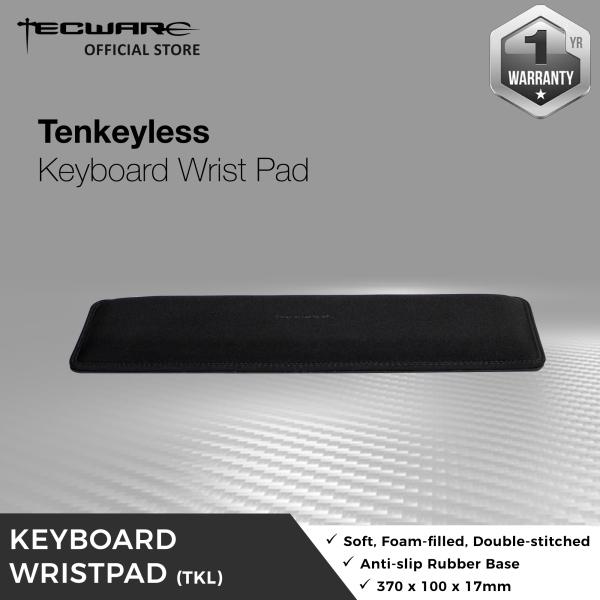 Tecware Keyboard Wristrest / Wristpad (Available in TKL Size & Full Size)