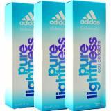 Price Compare Adidas Pure Lightness Edt 50Ml X3 Bottles