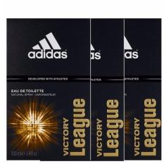 Adidas Victory League Edt 100Ml X 3Bottles Deal