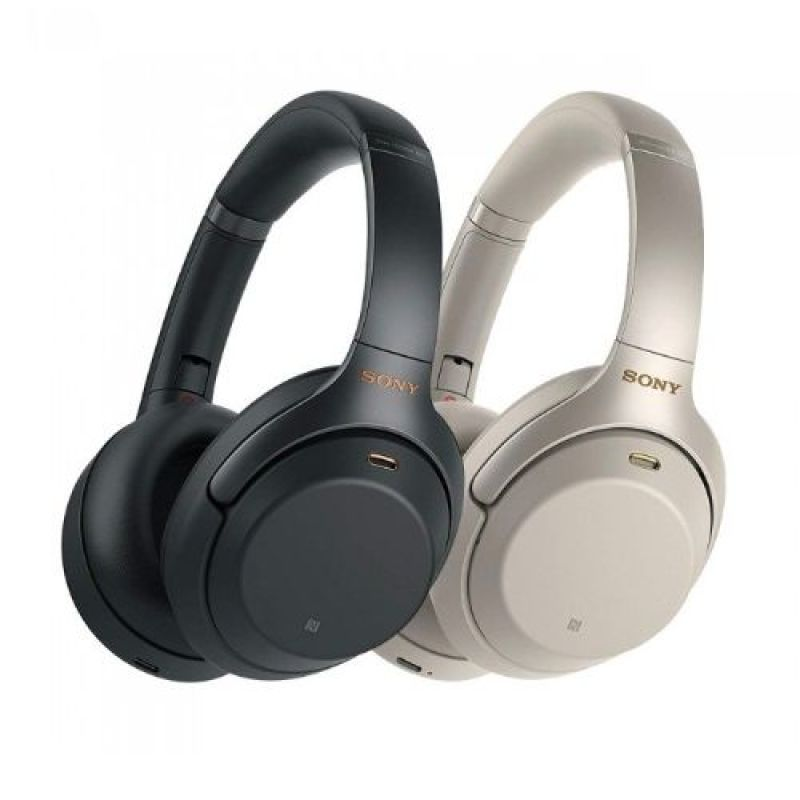 Sony WH-1000XM3 / WH1000xm3 Bluetooth Over-Ear Noise Cancelling Wireless Headphones / Earphone 12 month warranty (Google Assist) headset with microphone Singapore