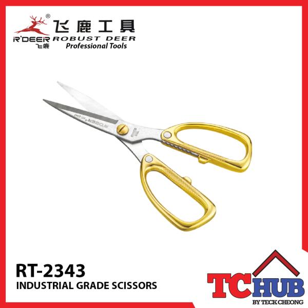 Robust Deer RT-2343 Industrial Scissors