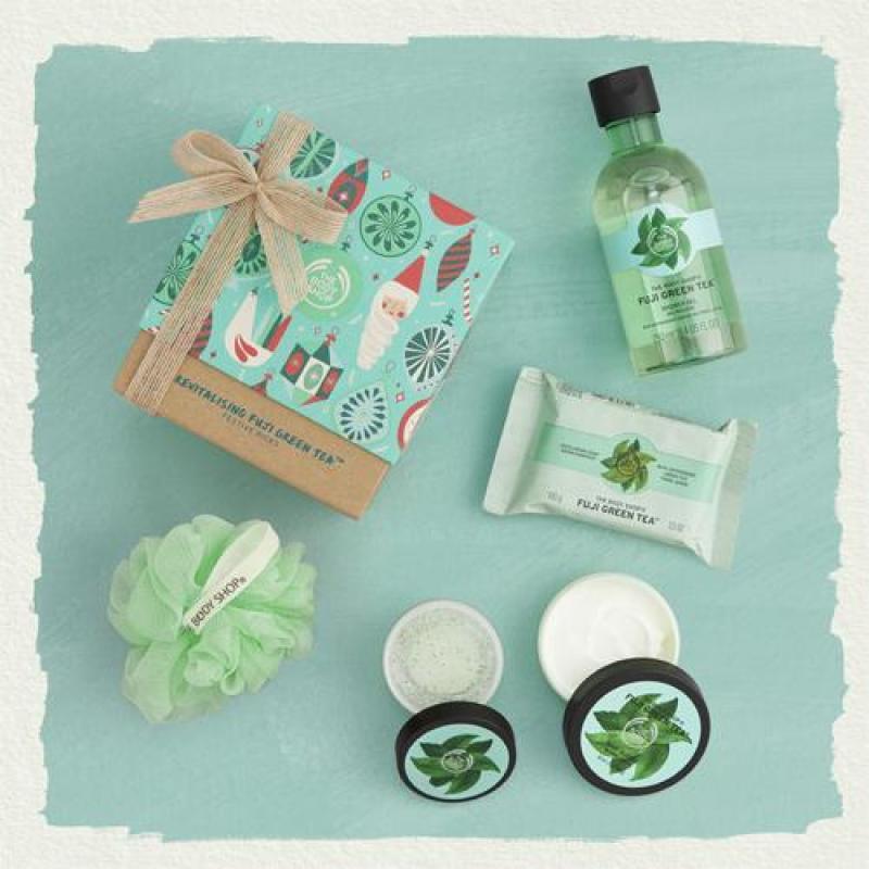 Buy The Body Shop Revitalising Fuji Green Tea™  Festive Picks Singapore