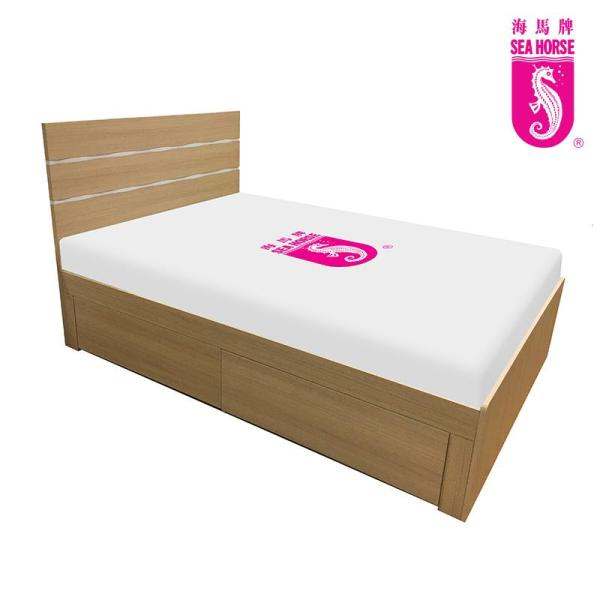 Sea Horse Bed with 2 Drawers! Free Delivery!