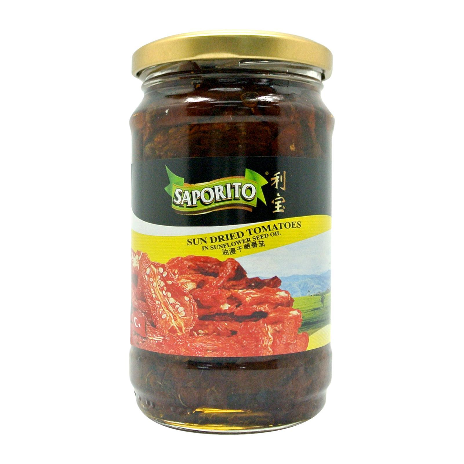Saporito Sundried Tomato By Redmart.