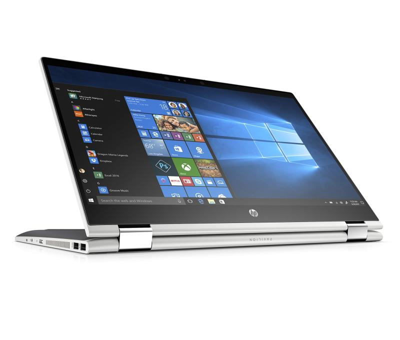 New model  2020 tocuh 15-cr0056wm Pavilion X360 15.6 FHD Touchscreen i5-8250U upto 3.4ghz  quad core processor  8GB RAM 480GB SSD Win 10 Home  In-build Webcam Silver color 1 year shop warranty wireless mouse and hp bag