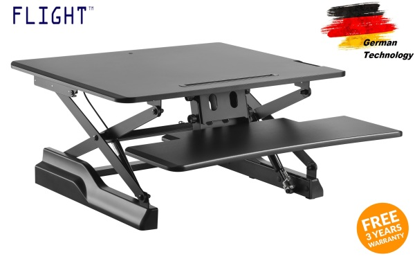 [HOT SELLING] Laptop Stand, Monitor Stand, DIY Height Adjustable Stand, Up to 15kg, Office Furniture, Workspace Desk, Workstation, Home Office Ergonomics- ST-03 - Flight