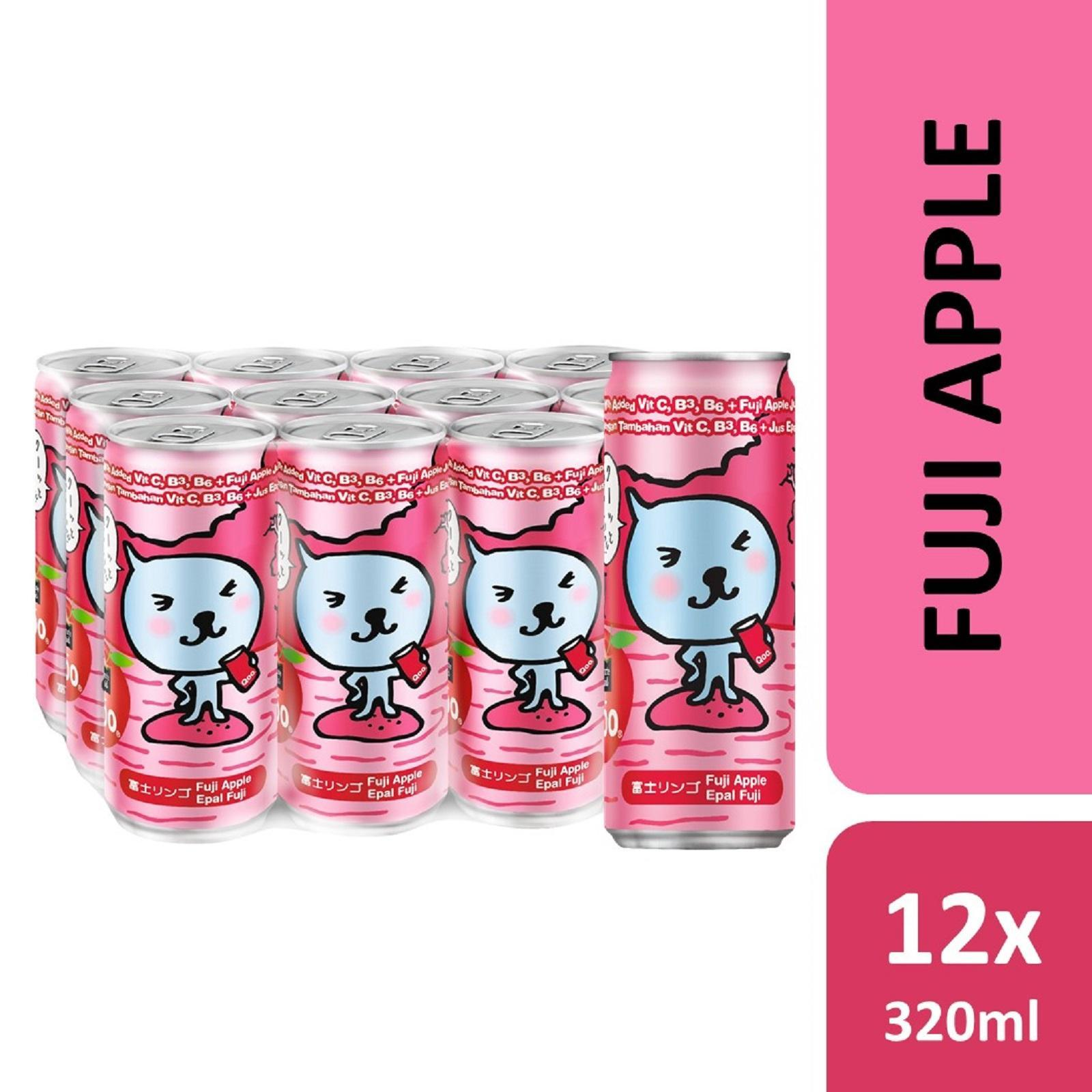 MINUTE MAID Qoo Fuji Apple 12sX315ml