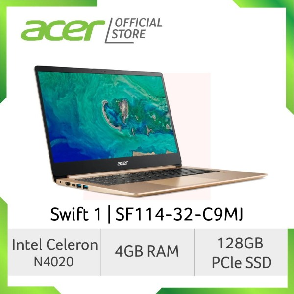 Acer Swift 1 SF114-32-C9MJ 14 inch FHD IPS Thin and Light Laptop [JULY 2020 MODEL]