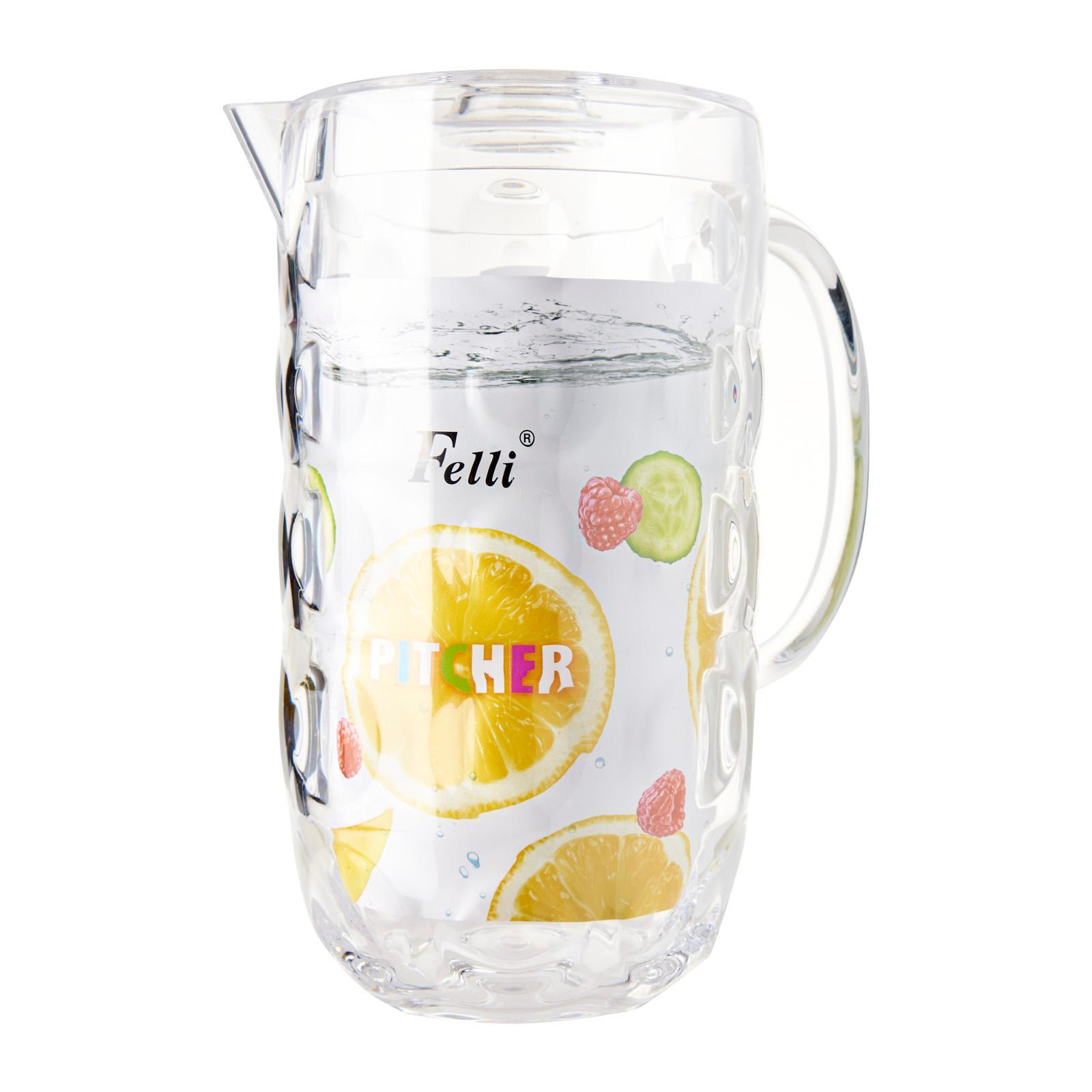 Felli Water Pitcher 2.2L
